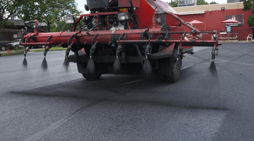 Parking Lot Repair Milford CT